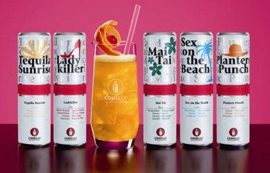 CONELLY Cocktails aus der Dose