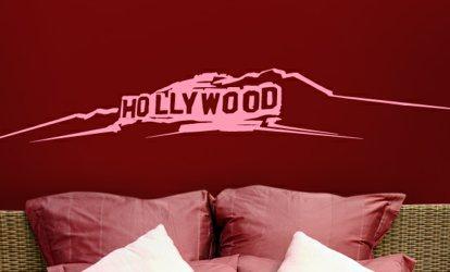 hollywood_wandtattoo1