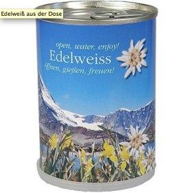 edelweissausderdose