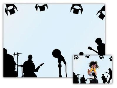 Spiegel Rockband