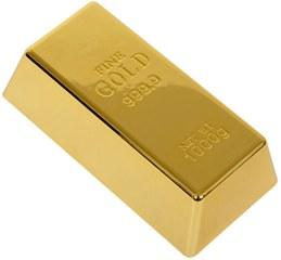 Goldbarren Tuerstopper 1