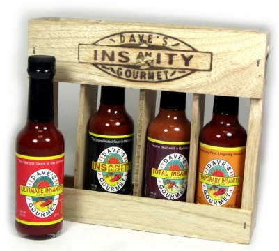 Daves Hottest Sauces