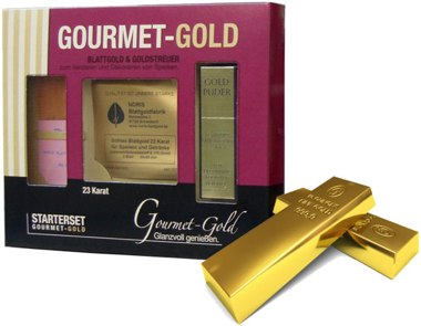 Gourmet Gold Set