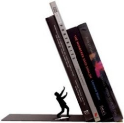 Falling Bookend 1