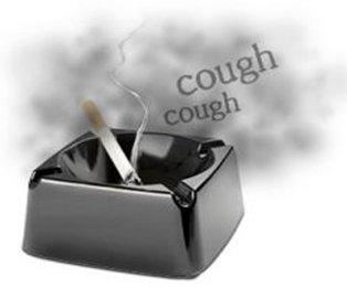 Coughing Ashtray - Der hustende Aschenbecher