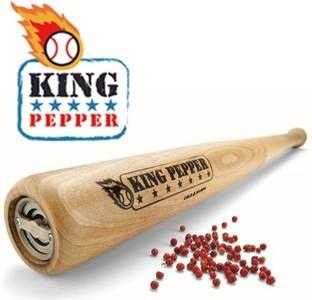 King Pepper Pfeffermühle - Der Pfefferschläger