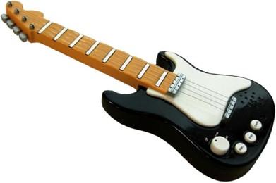 mini finger e gitarre f r kleine und gro e rockstars. Black Bedroom Furniture Sets. Home Design Ideas