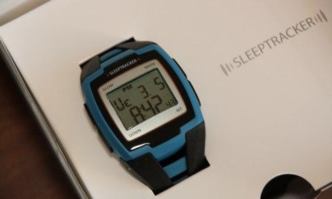 [Test] Sleeptracker Schlafphasenwecker–Armbanduhr