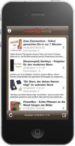 Ausgefallene Sachen iPhone & iPad App ab sofort verfügbar Bild