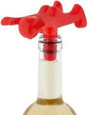 Happy Man Bottle Stopper - Origineller Flaschenverschluss