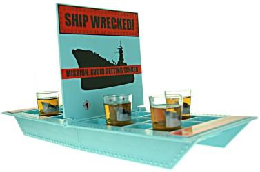 Schiffe versenken als Trinkspiel