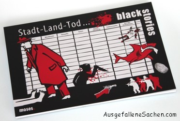 Stadt-Land-Tod - Stadt-Land-Fluss mal anders...