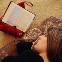 Book Seat - Das Kissen für Leseratten