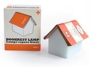 Bookrest Nachttischlampe - Das leuchtende Lesezeichen