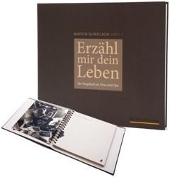 """Album """"Erzähl mir dein Leben"""" - Geschenk für Großeltern"""