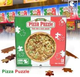 Pizza Puzzle - Dieses Fastfood macht nicht dick!