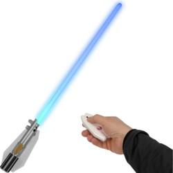 Star Wars Lichtschwert als ausgefallene Zimmerlampe ...
