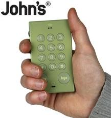 John´s Phone - Einfaches Handy nicht nur für Senioren