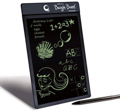 Boogie Board - Der digitale Notizblock für kleines Geld