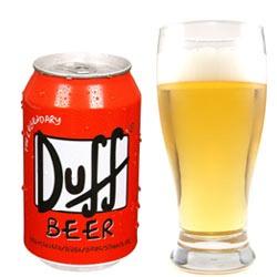 The Legendary Duff Beer - Das Bier für alle Simpsons-Fans