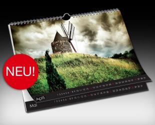 Personalisierte Kalender als tolles Weihnachtsgeschenk