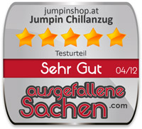 """[Test] Jumpin - der Chillanzug im """"Strampler-Look"""""""