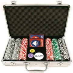 Mit dem Poker Case zum perfekten Pokerabend zu Hause