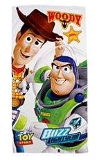 Personalisierbare Badetücher mit Disney-Figuren für Kinder