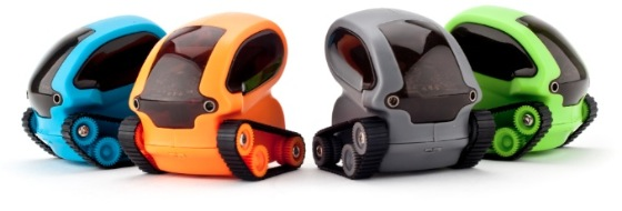 Tankbot - Über das Smartphone steuerbarer Mini-Roboter