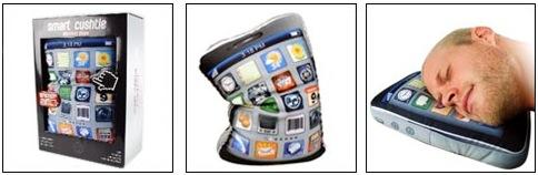 Smartphone Kissen - Ein iPhone zum Kuscheln