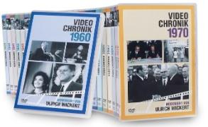 DVD-Jahrgangshistorie: Die Chronik des Geburtsjahres auf DVD