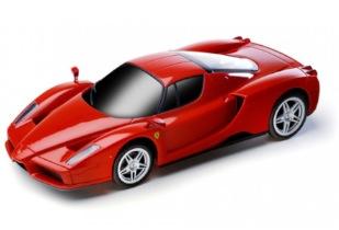 Heißer roter Flitzer: Via iPhone steuerbarer RC Ferrari