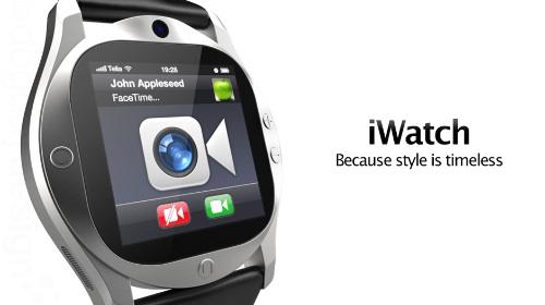 iWatch von Apple - Uhr mit FaceTime, Retina Display & mehr