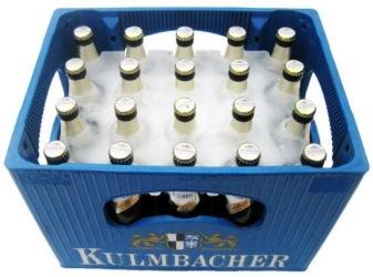 Riesen-Eiswürfel für Bierkisten als Bierkühler für heiße Sommertage