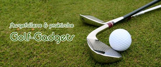 Ausgefallene, lustige und praktische Golf-Gadgets