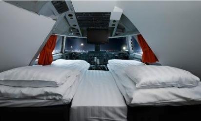 Ausgefallene doppelbetten  Fünf ausgefallene, coole & kuriose Hotels in Europa ...