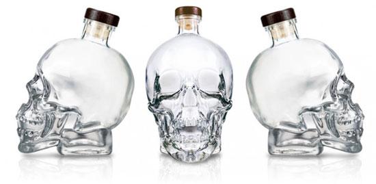 Crystal Head Vodka - Edler Tropfen aus der Totenkopf-Flasche