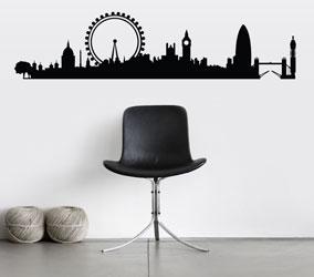 Hol dir die Skylines der großen Cities an deine Wand mit Sticasa.de