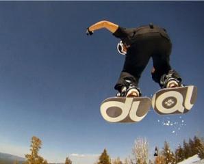 Dual Snowboards - Die neue Generation an Snowboards