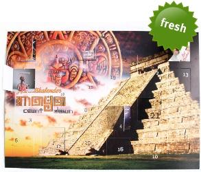 Maya-Adventskalender für weihnachtliche Weltuntergangsstimmung