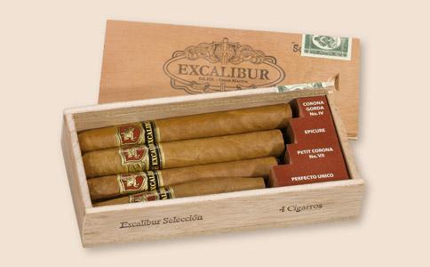 Zigarren-Geschenkset_Excalibur-Sampler