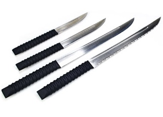 Samurai-Messerset_2