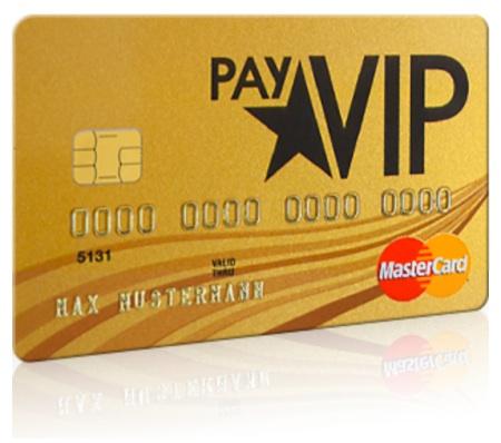 payvip_Kostenlose_Kreditkarte