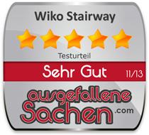 Wiko-Stairway_Testsiegel