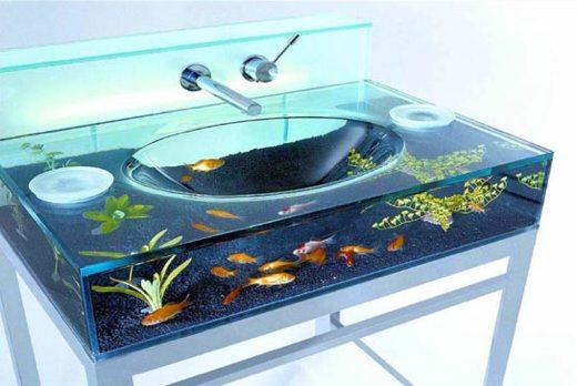 aquariumwaschbecken