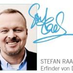 """Stefan Raab´s Duschkopf """"Doosh"""" zum Duschen ohne nasse Haare"""