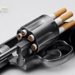 Kreative Werbeideen gegen Rauchen (Anti-Smoking)
