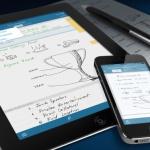 Ein smarter Stift digitalisiert Notizen