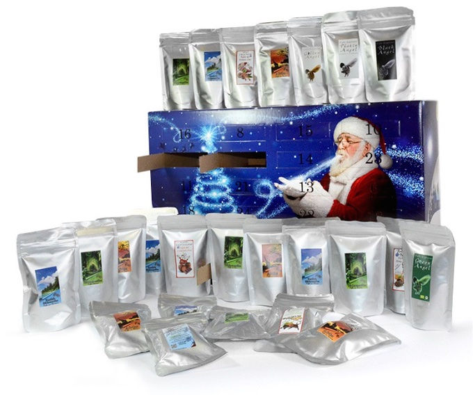 Kaffee Adventskalender 2014