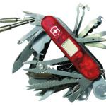 Das ultimative Schweizer Taschenmesser